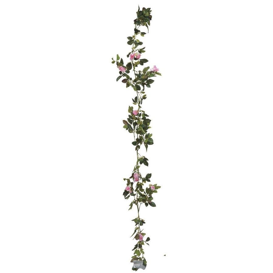 観葉植物 インテリアグリーン フェイク 人工観葉植物 光触媒 ロ−ズリ−フガ−ランドP  《アートグリーン》