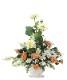 観葉植物 インテリアグリーン フェイク 人工観葉植物 光触媒 シュナ—ベル  《アートグリーン》