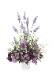 観葉植物 インテリアグリーン フェイク 人工観葉植物 光触媒 ソフィアラベンダ—  《アートグリーン》