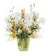 観葉植物 インテリアグリーン フェイク 人工観葉植物 光触媒 メロ−ホワイト  《アートグリーン》