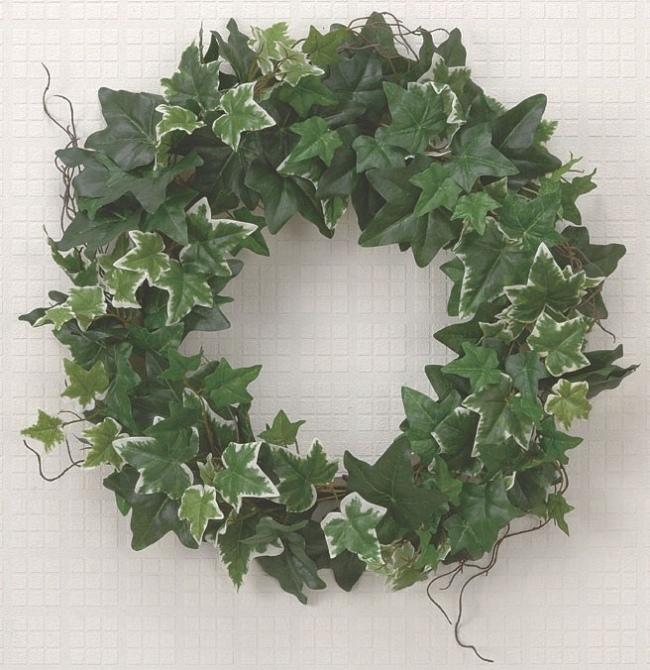 観葉植物 インテリアグリーン フェイク 人工観葉植物 光触媒 壁掛アイビ−リ−ス  《アートグリーン》