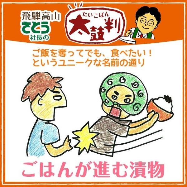 【 10 】 うら田 めしどろぼ漬 飯泥棒 めしどろぼう 120g × 10袋 漬物 岐阜 飛騨 高山 特産品