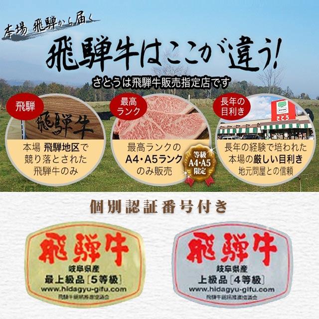 飛騨牛 A5 A4 ランク牛肉ギフト ステーキ 牛 モモ 150g×2枚 【ギフト箱入】 送料無料 同梱不可