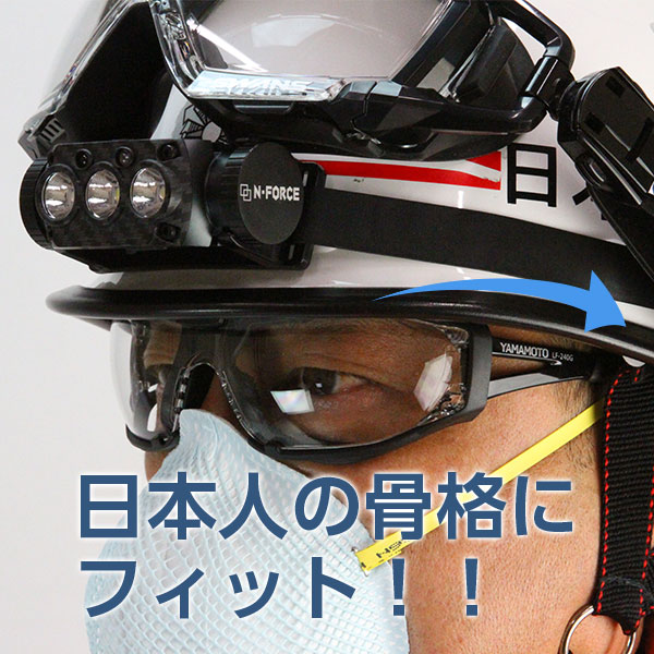 【YAMAMOTO】LF-240G 保護めがね