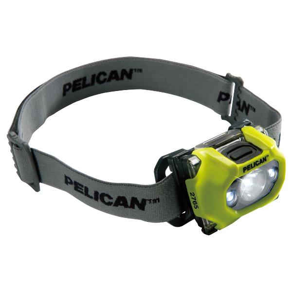 ペリカン LEDヘッドライト 2765 防爆仕様
