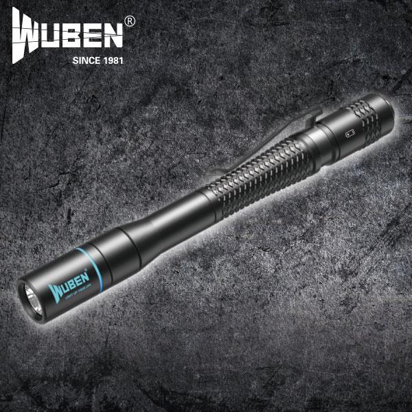 【WUBEN】200ルーメンペンライト E19