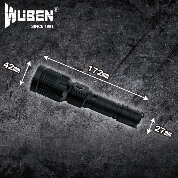 1280ルーメン!【WUBEN】T103 Pro