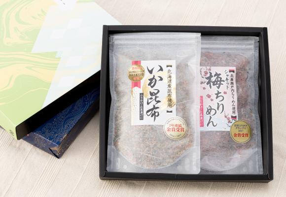 【常温ギフト】金賞受賞セット