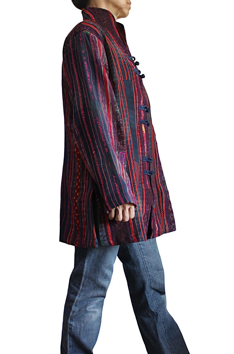 モンの古布オリエンタルジャケット