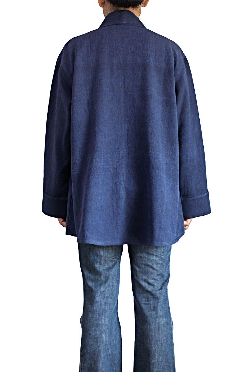 ジョムトン手織り綿カーディガン(JFS-164-03)