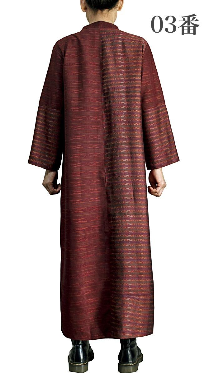 オールドタイシルチャイナドレス(DOT-008)