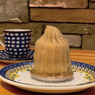 マリー様のモンブランケーキ(和風)【数量限定】