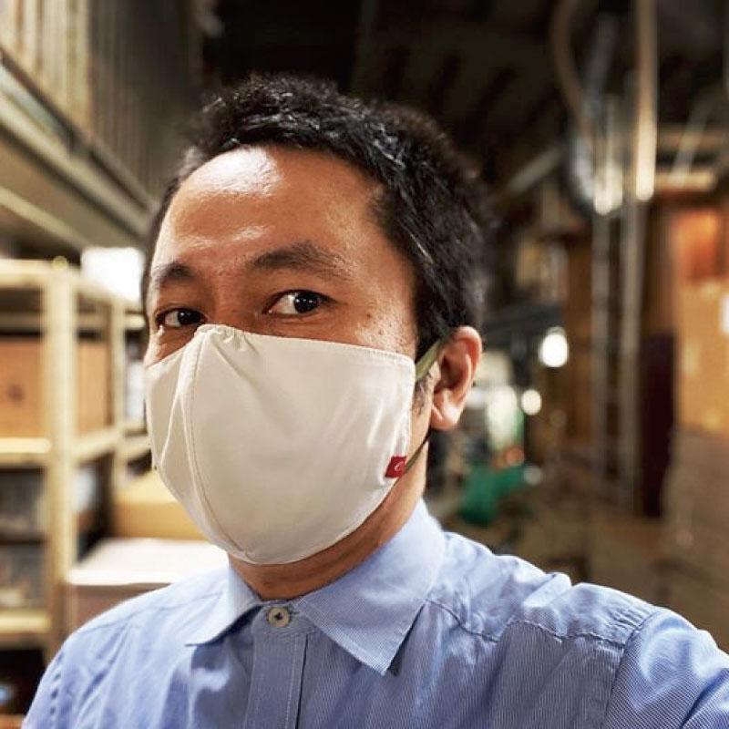 エポカル×サザコーヒーコラボ UV 対策 マスク