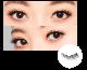 【ダイヤモンドラッシュ公式】DiamondLash Volume Series【ブルームeye】花びらが開いたような華やかな瞳に