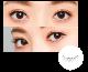 \今だけ!つけまのりプレゼント/【ダイヤモンドラッシュ公式】DiamondLash Little Wink Series【メルティーeye】目元に溶け込むような自然な瞳に