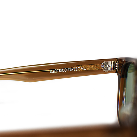 KANEKO OPTICAL × SD Sunglasses Type 4 Clear