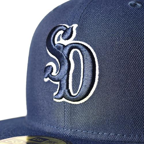NEW ERA × SD 59Fifty Logo Cap