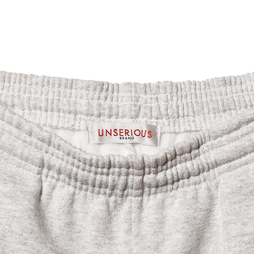 UNSERIOUS ARMY Logo Sweat Pants
