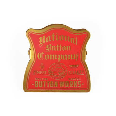 Button Works Vintage Style Clip