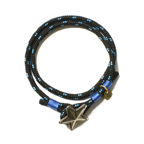 Button Works USA Star Concho Bracelet