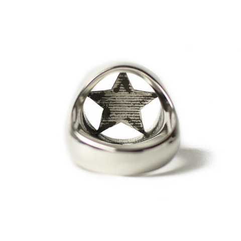 SD Made in USA Star Ring