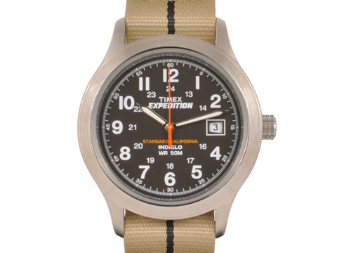 TIMEX×SD Expedition Metal Field