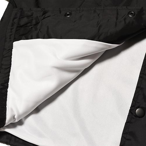 Chocolate × SD Chunk Logo Coach Jacket