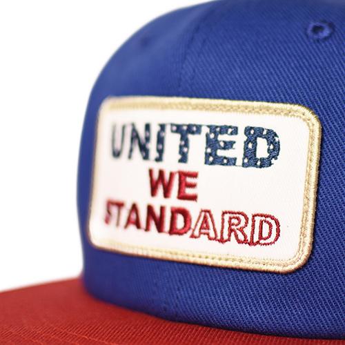SD United We Standard Twill Mesh Cap