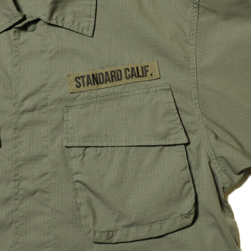 SD Coolmax Stretch Ripstop Jungle Fatigue Jacket