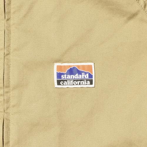 SD Coolmax Stretch Chino Harrington Jacket