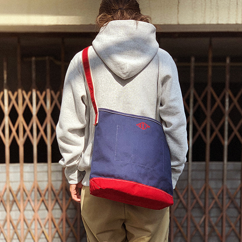 Made in USA Deluxe Canvas Shoulder Bag