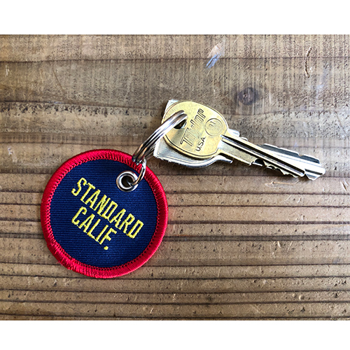 HIGHTIDE × SD Stitch Work Key Holder