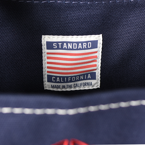 Made in USA Deluxe Canvas Tote Bag