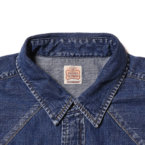 SD Denim Western Shirt