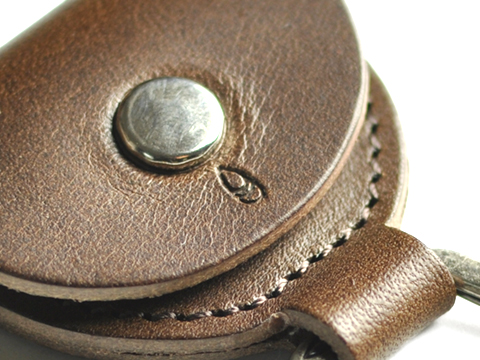 Button Works Guitar Pick Coin Case