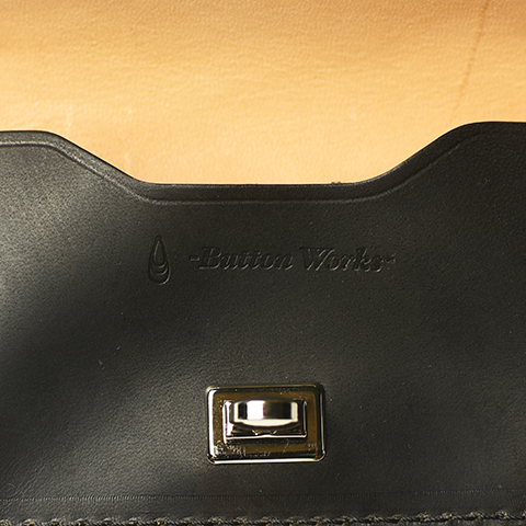 Button Works × Larry Smith Ver. 7 Card & Key Case
