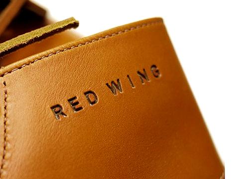 RED WING IRISH SETTER ROUND NO.9871