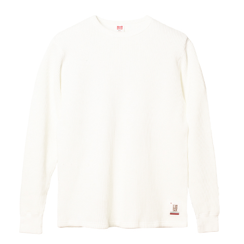 SD Waffle Thermal Long Sleeve T