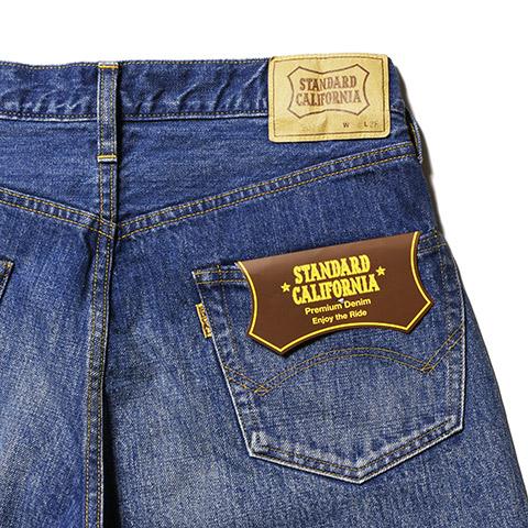 SD 5-Pocket Denim Pants 960 Vintage Wash