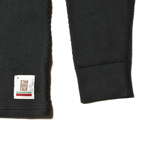 SD Heavyweight Honeycomb Thermal Long Sleeve T