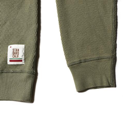 SD Heavyweight Honeycomb Thermal Cardigan
