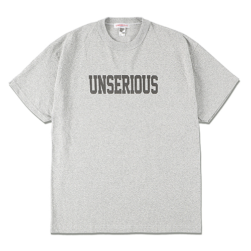 UNSERIOUS US ARMY Logo T