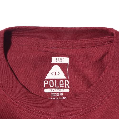 POLeR × SD Logo T
