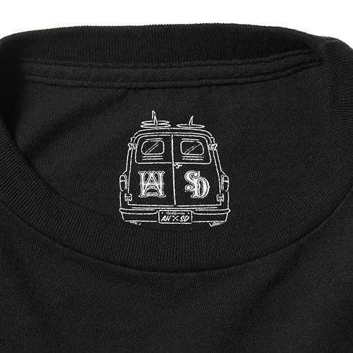 AH × SD Logo T