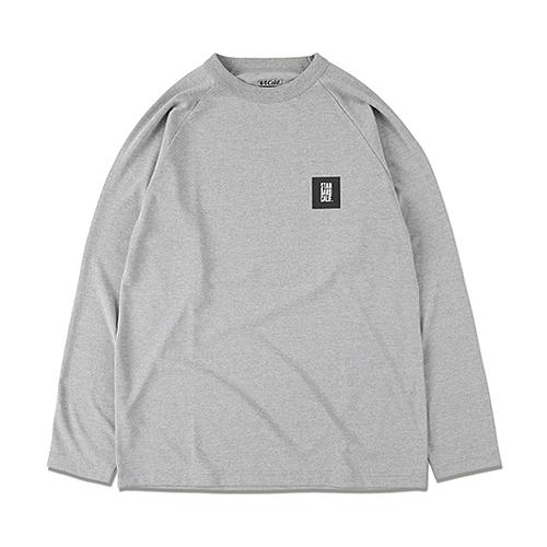 SD Tech Dry Box Logo Long Sleeve T