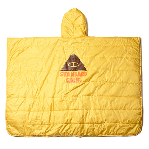 POLeR × SD Reversible Poncho Official Store Limited