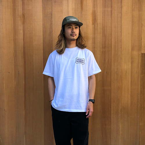 SD Stay Stoked Shield Logo T