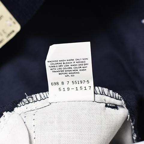 Dead Stock Levi's 519 Corduroy Pants No.3