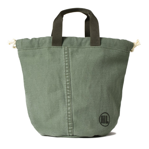 HAND LIGHT Military Drawstring Bag