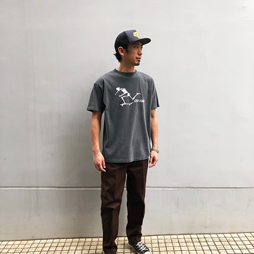 AH × SD Stay Stoked Skate T